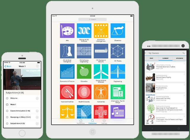App Coursera