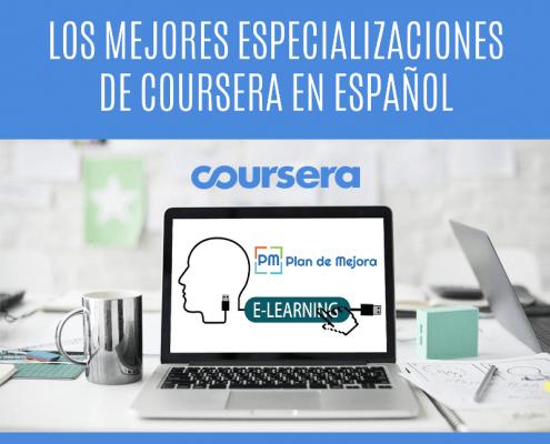 Las mejores especializaciones de Coursera en español