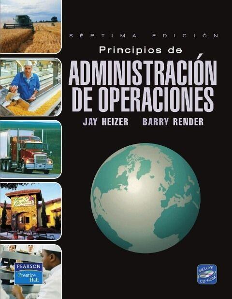 Principios de Administración de Operaciones